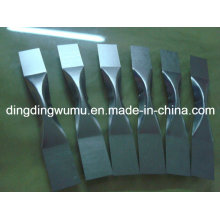 Pure Wolfram Boat for PVD Vacuum Coating