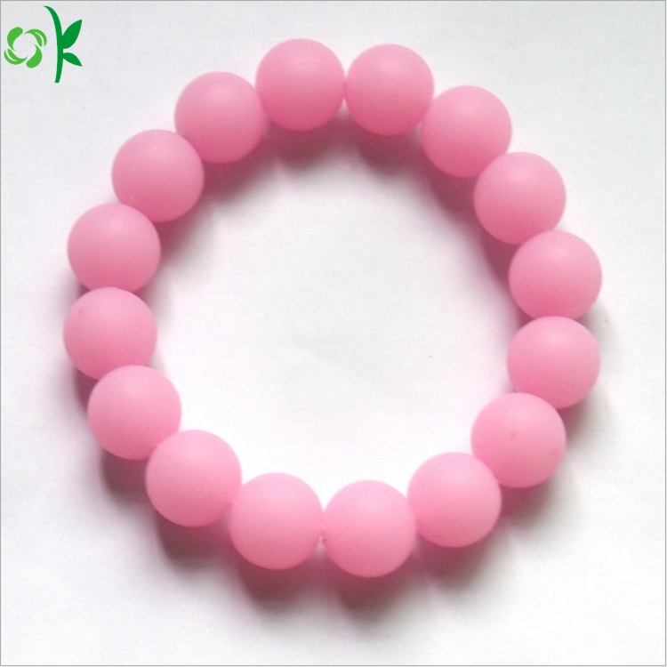 Silicone Bead Wristband