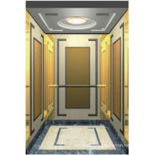 Espejo de elevación del elevador Espejo grabado Mr. & Mrl Aksen Hl-X-012