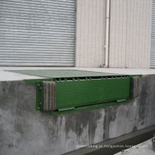 Leveler de doca hidráulico ajustável estacionário aprovado CE