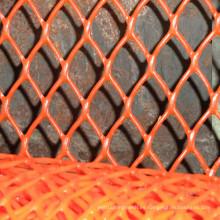 China Proveedor de plástico de seguridad temporal de malla de alambre