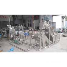Reliable Quality Small Commercial Stainless Steel Orange Processing Plant Machinery Price