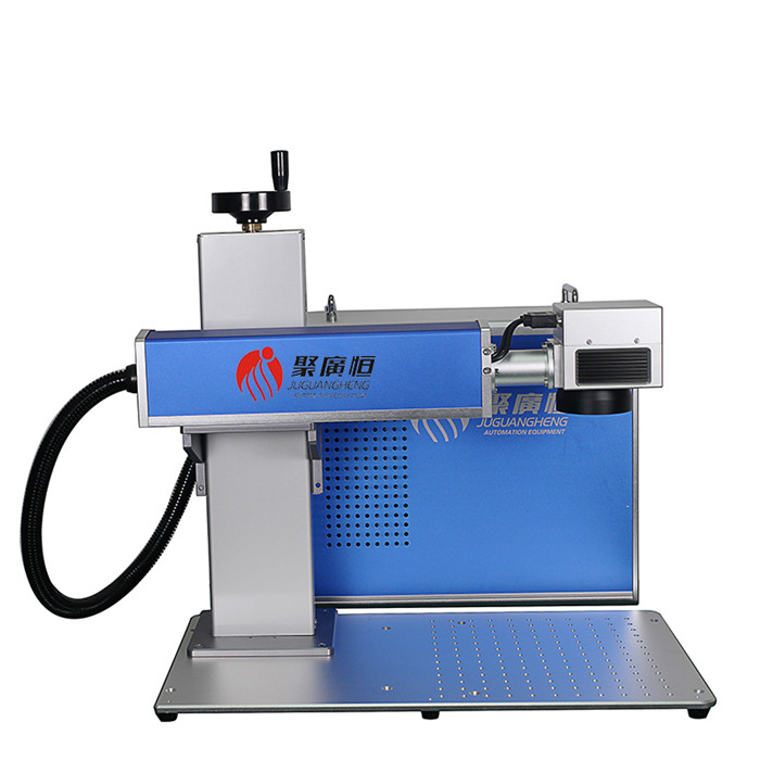20w 30w Desktop Split Laser Marking Machine