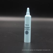 Tubo de boquilla D16mm con tapa puntiaguda para crema humectante