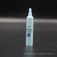 Tubo de bico D16mm com tampa pontiaguda para creme hidratante