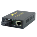 unmanaged 100M fiber media converter
