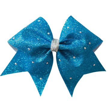 Personnalisable Pure Colours Cheer Hair Bows