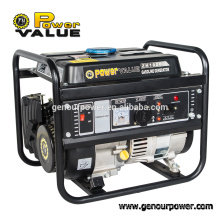 Power generation equipment portable gasoline generator 900w