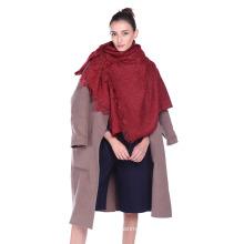 Вязаные шали мода шарф женщин