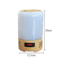 Purificador de aire de iones negativos con temporizador multifunción 5 en 1