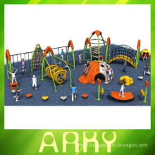 Fitness climbing children's outdoor park play equipment