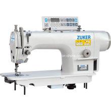 Zuker equipo Industrial máquina de coser con condensador de ajuste Auto (OU ZK9000D-D4)
