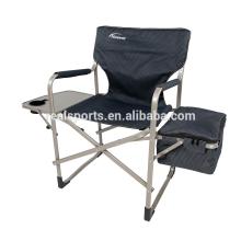 Cadeira dobrável de plástico Cadeira dobrável de praia ajustável