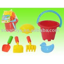907061161-летняя игрушка вода ведро песок модель