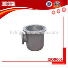 Fundición de aluminio de encargo estufa de leña