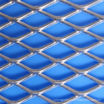 Aluminum Expanded Metal Mesh/Aluminum Expanded Mesh/Wall Plaster Mesh (expanded metal lath)