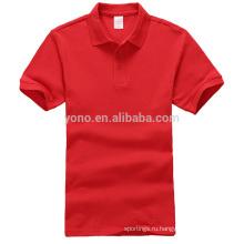 Акции автосервиса хлопок материал оптовая пустой рубашки поло мужчины