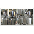Industry Washing Liquid Mixing Tank,Mixing Tank With Stirrer,Paint Mixing Tank