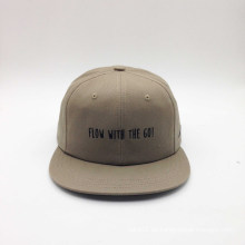Fitted Cotton Snapbak Cap (ACEW194)