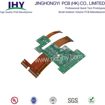 6 PCB Rigid Flex PCB