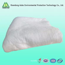 Non-woven 100% Natural Bamboo fiber wadding /felt