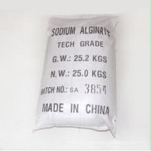 Pass ISO-Zertifikat der Herstellung von 99,5% Natriumalginat