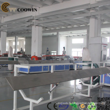 Fabriqué en Chine PE PP PVC WPC Ligne de production de profil