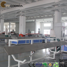 Made in China PE PP PVC WPC Profile Production Line