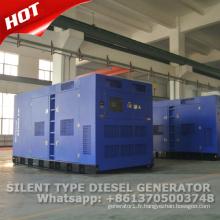 500kva silencieux générateur diesel prix