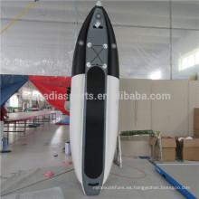 Tableros de paleta inflable de la resaca del viento de la tarjeta del SUP de las cámaras de alta calidad