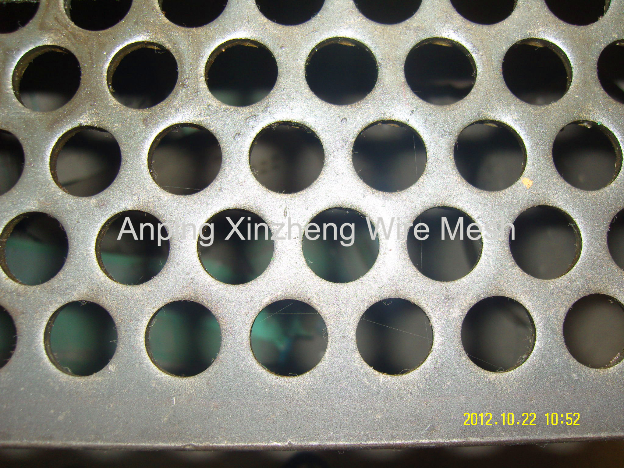 Perforated Metal Net