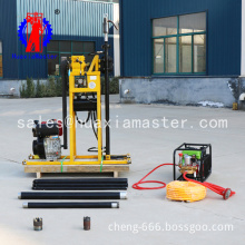 hydraulic drilling machine working