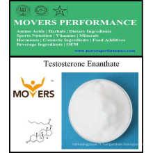 Hormone de perte d'hormone d'Enanthate de testostérone de poudre stéroïde 99%