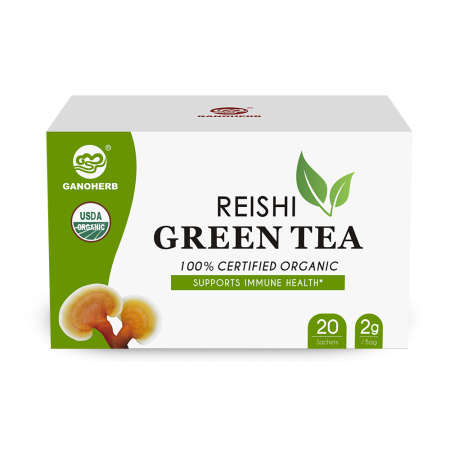 Chinese Organic Herbal Matcha Green Tea Bag
