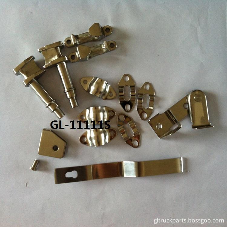 Stainless Steel Door Locking