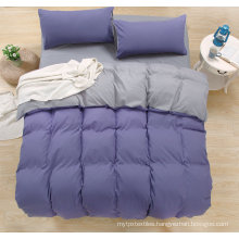 Colorful Patchwork Cotton Soft Microfiber Quilted Comforter