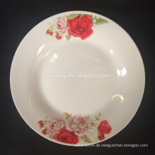 "10.5 ""rosa Keramik Porzellan Teller"