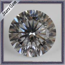 Hermoso grado superior 16 corazones y 16 flechas Gemstone Cubic Zirconia