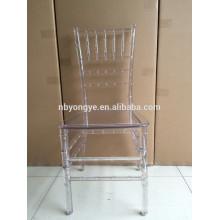 Monobloc ONE PIECE cadeira clara chiavari resina