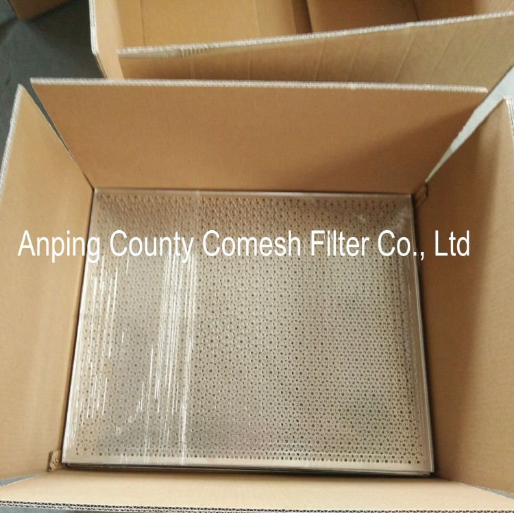 304 Stainless Steel Perforated Trays