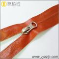 Fashion TPU Waterproof Mattress Cover Brown Zipper