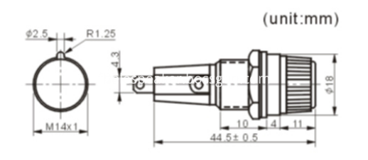 FBFH1120-1 fuse holder