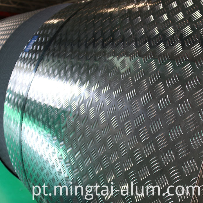 3mm Thick Aluminum Checker Plate