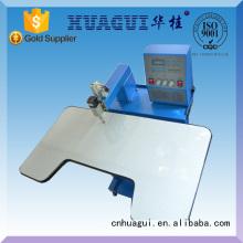 HUAGUI muestra cortadora de tela para la venta