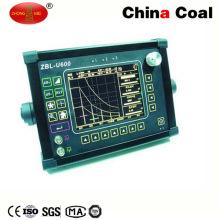 Détecteur de défauts à ultrasons numérique portable Zbl-U600