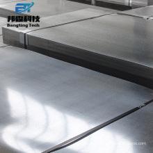 Épaisseur de haute qualité 0.3mm 0.4mm 0.5mm feuille d'aluminium plaque 1.5 pouce plaque d'aluminium