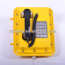 Coin payphone Public Phone Intrinsically safe for Arduous and Hadzardous