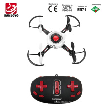 2018 New Mini DIY Drone Headless RC Quadcopter height set drone toys for kids SJY-FX29
