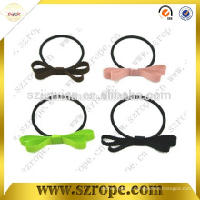 Hair band with bow/elastic band bow