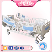 Multi-Functional medical electric bed with 5 functions,ABS board